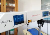 Lasergerät für die Behandlung